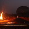 Auroville Birthday Bonfire - 28.02.13