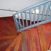 The Staircase where Sri Aurobindo & the Mother first met / Лестница, где впервые встретились Шри Ауробиндо и Мать