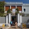 The Main Entrance of Sri Aurobindo Ashram / Главный вход Ашрама Шри Ауробиндо