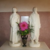 Sri Aurobindo & Mother's Sculptures