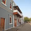 Sri Aurobindo Ashram - Mother's Balcony / Ашрам Шри Ауробиндо - балкон Матери