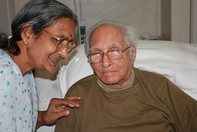 Amal Kiran with Ashalata-di / Амаль Киран с Ашалатой-ди