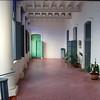 The Balcony where Sri Aurobindo & the Mother first met / Балкон, где впервые встретились Шри Ауробиндо и Мать