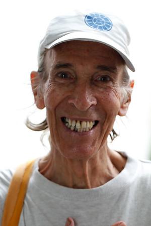 Richard - always smiling :) / Ричард - всегда с улыбкой