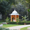 The Shrine at Sri Aurobindo Ashram, Delhi