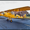 1945 DeHAVILLAND N712TB TIGERMOTH DH82A S/N 85642
