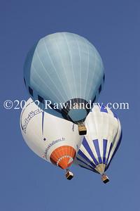 38ème championnat de France de montgolfières  ©Rawlandry