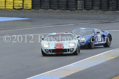 #8 & #10 FORD GT 40 1965_DSC6084