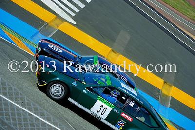#10 Alfa GTV 2000 HTCC Le Groupe 1 2013 LMS_4475