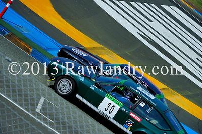 #10 Alfa GTV 2000 HTCC Le Groupe 1 2013 LMS_4478