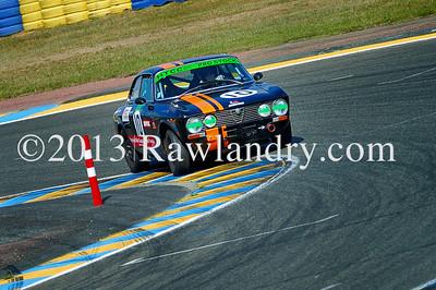 #10 Alfa GTV 2000 HTCC Le Groupe 1 2013 LMS_4365