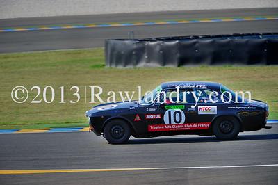 #10 Alfa GTV 2000 HTCC Le Groupe 1 2013 LMS_4638