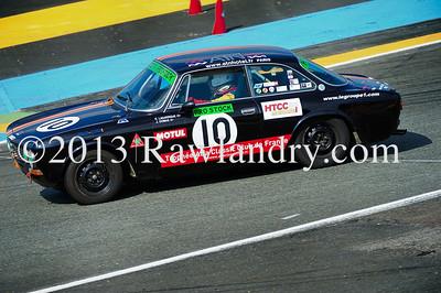 #10 Alfa GTV 2000 HTCC Le Groupe 1 2013 LMS_4183