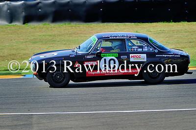 #10 Alfa GTV 2000 HTCC Le Groupe 1 2013 LMS_4955