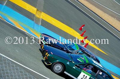 #10 Alfa GTV 2000 HTCC Le Groupe 1 2013 LMS_4473