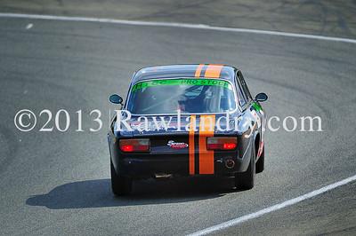 #10 Alfa GTV 2000 HTCC Le Groupe 1 2013 LMS_3129