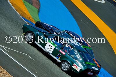#10 Alfa GTV 2000 HTCC Le Groupe 1 2013 LMS_4481