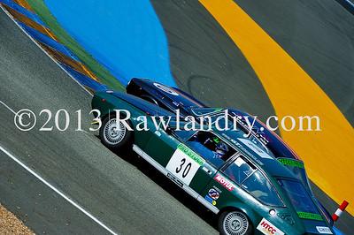 #10 Alfa GTV 2000 HTCC Le Groupe 1 2013 LMS_4480