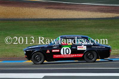 #10 Alfa GTV 2000 HTCC Le Groupe 1 2013 LMS_4673
