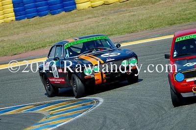 #10 Alfa GTV 2000 HTCC Le Groupe 1 2013 LMS_3958