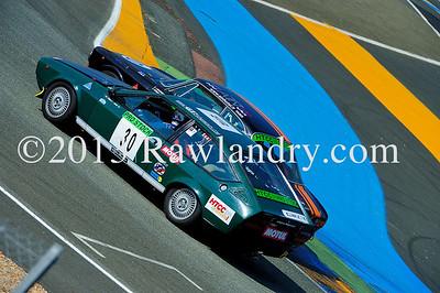#10 Alfa GTV 2000 HTCC Le Groupe 1 2013 LMS_4482