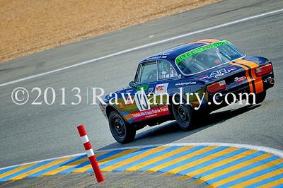 #10 Alfa GTV 2000 HTCC Le Groupe 1 2013 LMS_3213