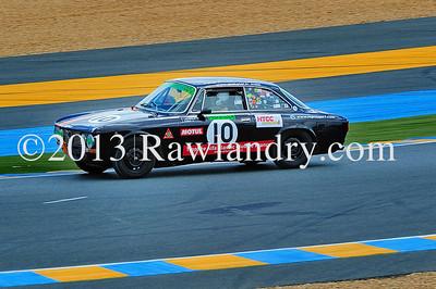 #10 Alfa GTV 2000 HTCC Le Groupe 1 2013 LMS_8262