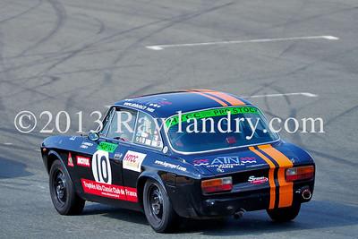 #10 Alfa GTV 2000 HTCC Le Groupe 1 2013 LMS_3837