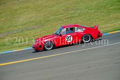 #27 PORSCHE 911 SC 3 0 ASAVE CHALLENGE 2013 LMS_1939