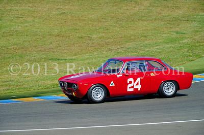 #24 ALFA ROMEO Giulia GTA ASAVE CHALLENGE 2013 LMS_1976