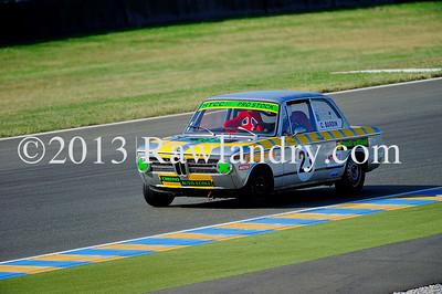 #23 BMW 2002 TIHTCC Le Groupe 1 2013 LMS_4598