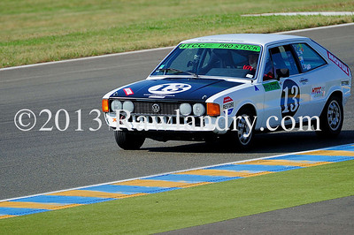 #13 VW SIROCO HTCC Le Groupe 1 2013 LMS_4428