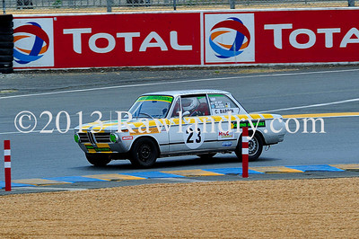#23 BMW 2002 TI HTCC Le Groupe 1 2013 LMS_8222