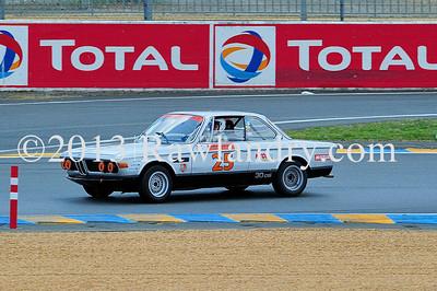 #25 BMW 30 CSI HTCC Le Groupe 1 2013 LMS_8290