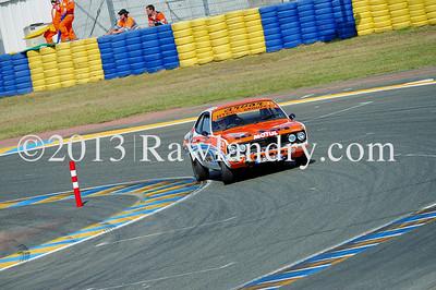 #12 VAUXHALL MAGNUM HTCC Le Groupe 1 2013 LMS_4406