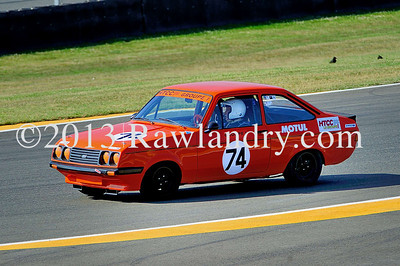 #74 FORD ESCORT RS MK2 HTCC Le Groupe 1 2013 LMS_4804