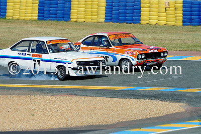 #77 FORD ESCORT RS MK2 HTCC Le Groupe 1 2013 LMS_3994