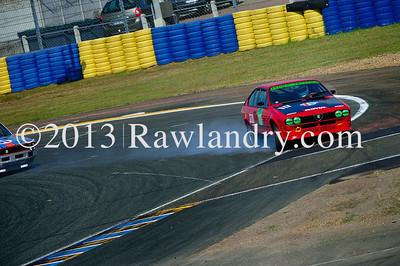 #117 ALFA ALFETTA GTV HTCC Le Groupe 1 2013 LMS_4390