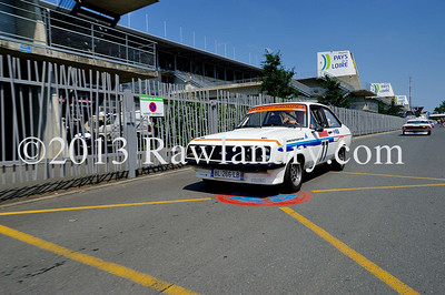 #77 FORD ESCORT RS MK2 HTCC Le Groupe 1 2013 LMS_4902