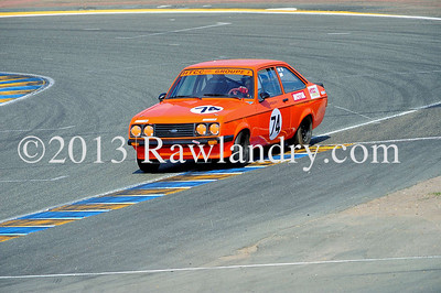 #74 FORD ESCORT RS MK2 HTCC Le Groupe 1 2013 LMS_4258