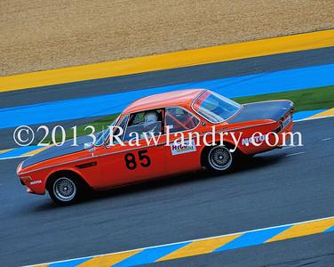 #85 BMW 30 CSI HTCC Le Groupe 1 2013 LMS_8830