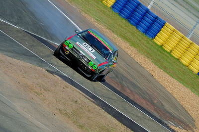 #121 ALFA ALFETTA GTV HTCC Le Groupe 1 2013 LMS_4636