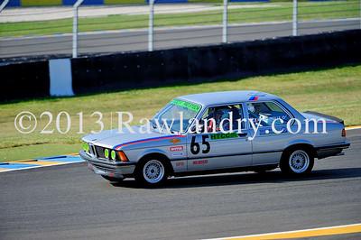 #65 BMW 323 I HTCC Le Groupe 1 2013 SPA_4697