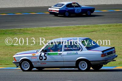 #65 BMW 323 I HTCC Le Groupe 1 2013 LMS_4834