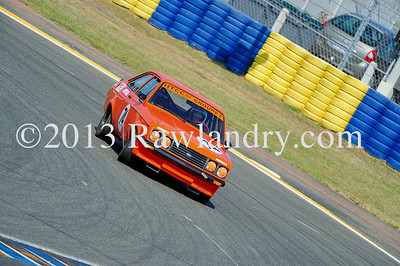#74 FORD ESCORT RS MK2 HTCC Le Groupe 1 2013 LMS_4592