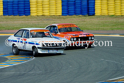 #77 FORD ESCORT RS MK2 HTCC Le Groupe 1 2013 LMS_3997