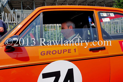 #74 FORD ESCORT RS MK2 HTCC Le Groupe 1 2013 LMS_4924