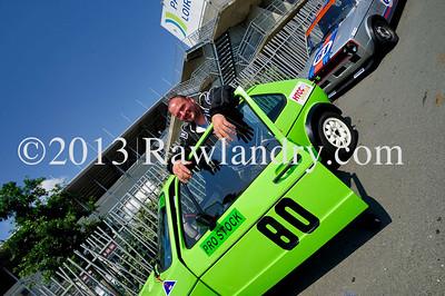 #80 GOLF GTI HTCC Le Groupe 1 2013 LMS_4968