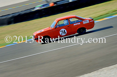 #74 FORD ESCORT RS MK2 HTCC Le Groupe 1 2013 LMS_0614