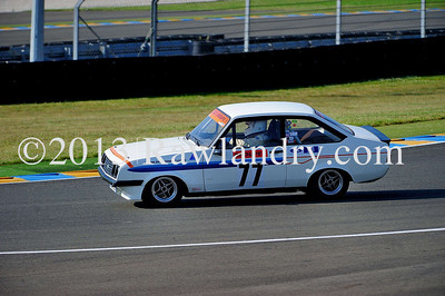 #77 FORD ESCORT RS MK2 HTCC Le Groupe 1 2013 LMS_4680